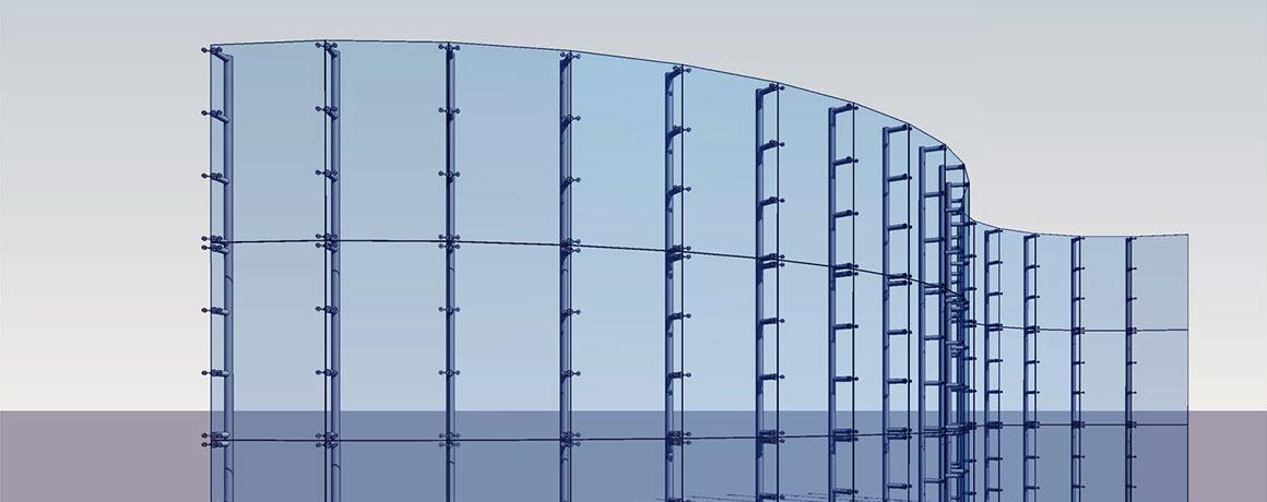 Spider Glazing System